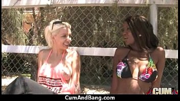 black gangster white a sucks guy bald Romantic lesbian sex in the open air featuring sizzling porn models megan and angelica