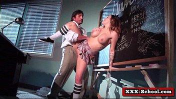 school teacher xxx To cock with love