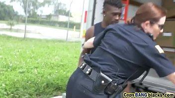 police black gay Japan blowjob slow