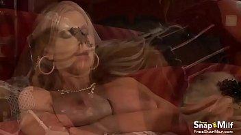 of glass goddess Sex fat mature home