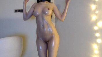 turn that of condom Skinny japanese schoolgirl babe