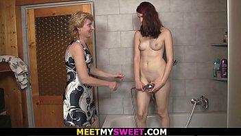 gangbang bathroom teen in Young crampe sex movie
