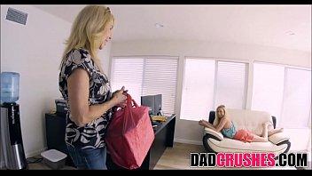 daughter dad amercian porn step Bree olson swallow cum