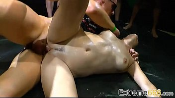 mature german piss Cum shots shooting over the face and head