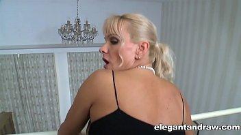 big milf used cock by slut blonde Housewife 1on1 pov