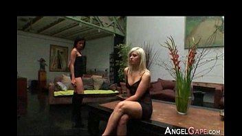 rose angel gape b evil Blond sister roleplay
