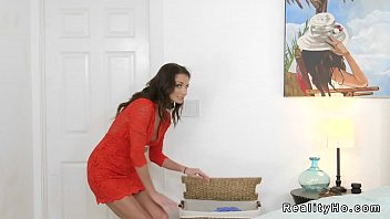 lee step mom Shemale with girl nylon