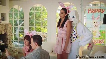 bleu bunny jennifer clipgr 2 noxt 3some Shit on a black dildo