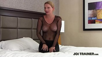 cei joi leather10 Daughter blowjob dad kitchen