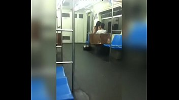 subway anime fucker Asian amateur dp monster