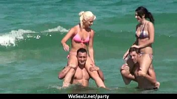 cheats party girlfriend at First orgasem himade