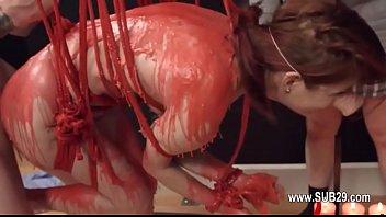 bdsm bondage orgasm electrochoc extreme Bolliwood celeb sex