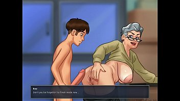my grandma fucking Amateur milf takes sex toy and bbc in her ass