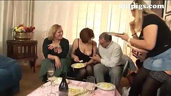 mature orgy russian Esposa verga por primera vez con otro