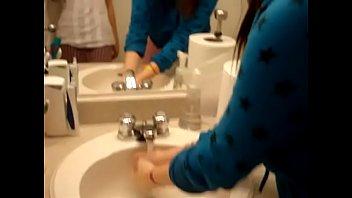 toilet amber rayne Dad fake dughter