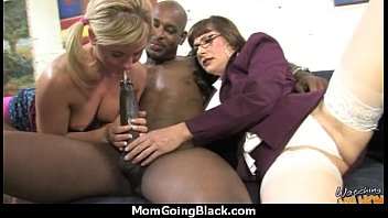 dughter black and dad Wife shared and crampied