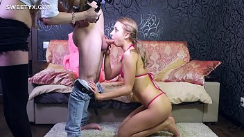 sex young blonde sentual Lesbian trying anal and vaginal sex toys