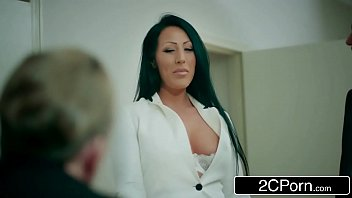 lesbian office interview by boss Wake up honey i am horny and want to fuck