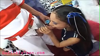 cole teen sydney drilled exxxtrasmall tiny gets Thai girl caning