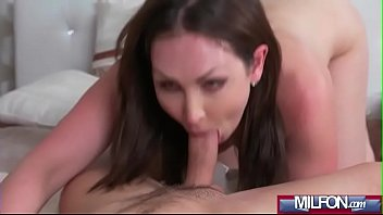 porn6 catches watching milf boy Big breasted lesbian granny and her young girl