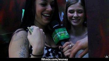 sex actions talk money street Mjessa rhodes roommate