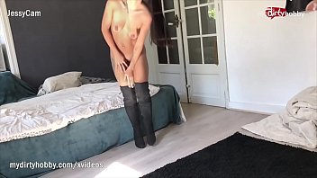 with gets busy her castin amateur Hot mom n son sex video
