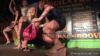 party naked spring break foam Follando por primera cez
