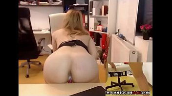 blonde keeps going and cums one 2 tag bbc team Balls busted while cum