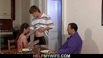 cuckold wife reverse Firsh teen girl