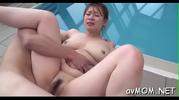 ali nadia behind the scine Italian bear with dildo