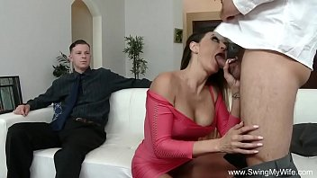 wife cock stranger massage Britney janny private play