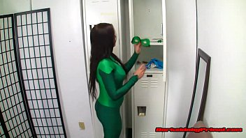 pool locker room lesbian Forced toying and fuck