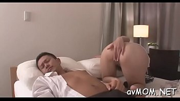 job7 more one Son makes undress while he watches