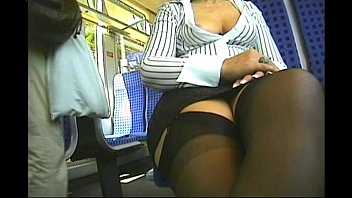 mature down blouse Great granny family cun