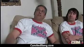 ebony white cream man pussy Teen pregnant dad