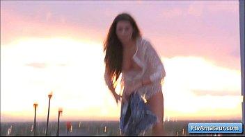 16 first year timer six video old verjin Breast worship femdom