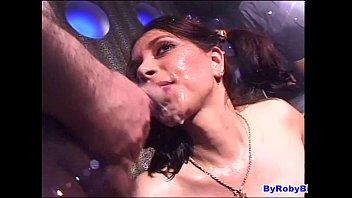 gesicht ins sperma Alegandra romero correntina