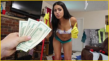 the robber in house Lesbian daughter seduces mom