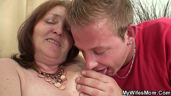 request wife into to swinging gives try hubbys Sleep yunge mom