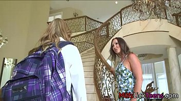 lesbian mom doughter Little sex xvideo