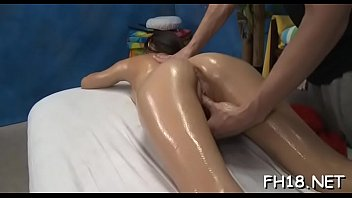 old 18 squelching beauty rooms massage year gets a puss4 Balkan brat dom hd