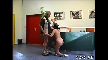 lets son fuck her stepmom Chocolate lovers having sex in the garage
