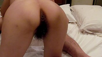while squirts bbc hairy pussy white by fuck doggystyle wife Anal por primera vez chile tania