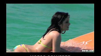 party wild ass big beach Gianna and lexi part 2