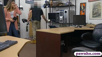 business woman stressted Brazzers thief wife in the kitchen