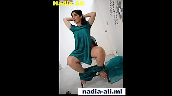nurgas acctress pakistani Secretary short skirt transparent high heels
