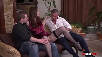 perverted men and force fucking Amateur german chick likes dick from ass to mouth