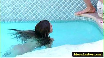 lesbian locker pool room Karla chilpancingo ims