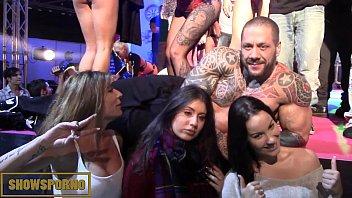 pornstar orgy big Futa club 04 english sub hd