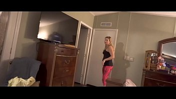 mom both swallows loads5 sons Alexis may rubs one out